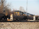 UP 6081 leads UP GDMWNL