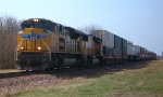 UP 8592 & UP 5104