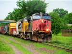 Ex-SP 6279 & UP 9634 lead MASCH-13