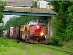 Ex-SP 6297 & UP 9634 lead MASCH-13