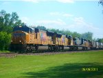 UP 4927, UP 3956, CSXT 644, & UP 7689 lead MASCH-06
