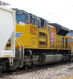 UP 8622 on MBNAS-28