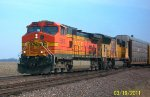 BNSF 5360 & UP 5114 lead MCHAS-18.