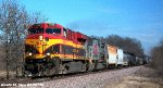 KCS 4708 & KCS 3905 lead UP MCHPB-31