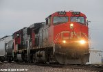 CN 2634 leads UP MCHPB