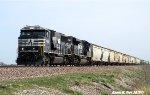 NS SD60E 6913 & NS 2759 lead UP MPRPB-13
