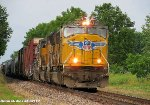 UP 4320, UP 4800, & Ex-SP 1476 lead MPRPB-14