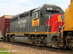 Ex- Southern Pacific GP40M-2 1476