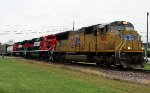 UP 5188, FXE 4040, & FXE 4037 lead MPRPB-26.