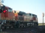BNSF 5356 & BNSF 4106