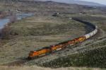 BNSF 5414 West