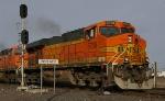 BNSF 5738 West