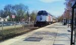 NJ Transit F40PH 4129