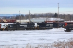 NS SD60 and SD70m