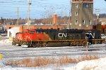 CN SD70m-2 #8003