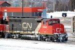 CN GP40-2WL #9541
