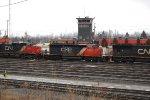 CN  SD40-2W #5356