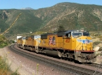 UP 4527 - Swarthout Canyon