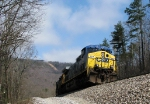 CSX grainer coming downgrade