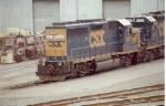 CSX 4422 YN3 (ex-CR)