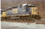 CSX 4452 YN3 (ex-CR)