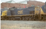 CSX 1177 YN3 (ex-SCL)
