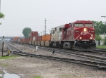 CP 8780 & SOO 6033 begin to pull east with 240