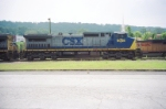 CSX C44-9W 9008