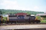 CSX SD40-2 8305