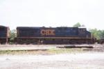 CSX ES44DC 5203