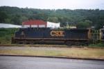 CSX AC44CW 91
