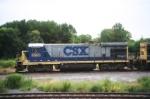 CSX B30-7 5563