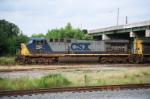 CSX AC44CW 307