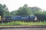 CSX C40-8W 7888