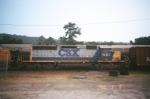 CSX SD40-2 8063