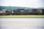 CSX C40-8W 7715