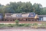CSX C40-8W 7790