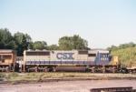 CSX SD50 8531