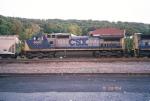 CSX C44-9W 9040
