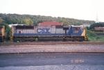 CSX SD70MAC 714