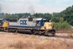 CSX SD50 8615