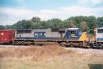 CSX SD70MAC 758