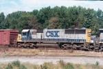 CSX SD50 8576