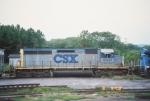 CSX SD40-2 8331