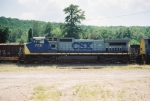 CSX C40-8W 7731