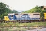 CSX GP38-2 2537