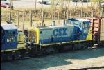 CSX SW1500 1100