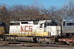 KCS 682 on NS 339