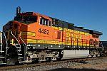 BNSF 4482 on 21K