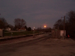 Moon Rising over Bureau Jct.